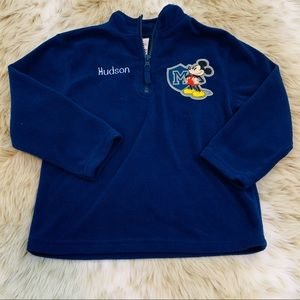 Mickey Mouse Fleece Pull Over
